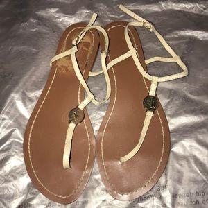 Lauren Ralph Lauren Tan Sandals